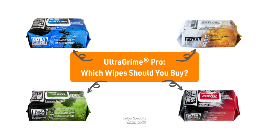 Which UltraGrime® wipe should you buy?